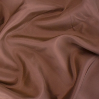 *10 1/8 YD PC -- Milk Chocolate Brown Silk Lining