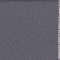 Stone Grey Mini Rib Knit