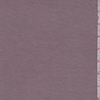Light Mauve Rayon T-Shirt Knit