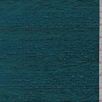 Mallard Blue Eyelash Chenille Knit