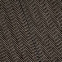 *6 YD PC -- Brown/Beige/Multi Wool Blend Herringbone Suiting