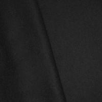 *5 YD PC -- Deep Midnight Navy Wool Blend Woven Jacketing