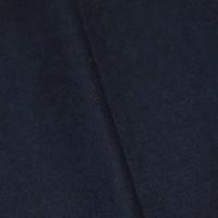 *5 3/8 YD PC --Deep Navy/Black Wool Blend Textured Dobby Jacketing