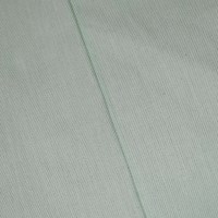 *4 1/2 YD PC -- Gray/Sage Green Cotton Denim