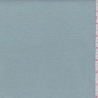 Spa Blue Sweater Jersey Knit