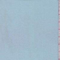 Light Blue Sweater Jersey Knit