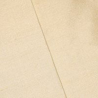 *8 1/8 YD PC -- Whisper Beige Silk Shantung Home Decorating Fabric