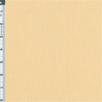 *2 3/4 YD PC--Pale Yellow Basketweave