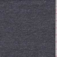*7/8 YD PC--Heather Black/Charcoal Cotton Tweed