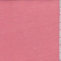 Salmon Pink Rayon Jersey Knit