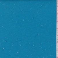 Aqua Multi Speck Jersey Knit