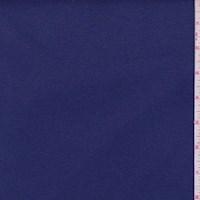 Ink Blue Cotton Interlock  Knit