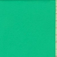 Aqua Green Cotton Interlock  Knit