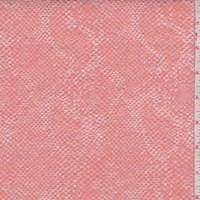 Coral Spots Textured Jacquard Decorating Fabric