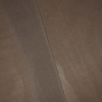 *3 YD PC -- Taupe Brown Silk Crepe Lining