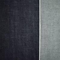 *1 7/8 YD PC--Deep Blue Cotton Japanese Selvedge Denim