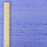 *1 YD PC--Faded Cobalt Blue Iridescent Silk Dupioni Shantung