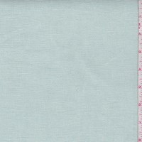Seaspray Blue Linen Canvas Decorating Fabric