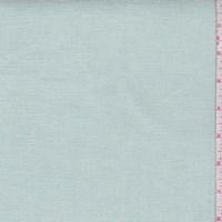 Seaspray Blue Linen Canvas Decorating Fabric