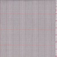 Taupe Glen Plaid Cotton