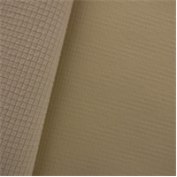 *1 YD PC--Gridded Soft Shell Fleece - Ivory