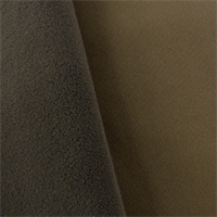 *8 YD PC--Cedar Brown Waterproof Soft Shell Fleece