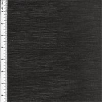 *5 YD PC--Chenille Bolero Black Home Decorating Fabric