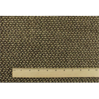 *3 YD PC--Brown/Multi Texture Momie Upholstery Fabric
