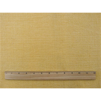 *2 YD PC--Yellow Chenille Home Decorating Fabric