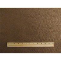 *4 YD PC--Coffee Brown Herringbone Twill Upholstery Fabric