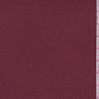 Brick Red Linen Canvas Decorating Fabric