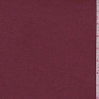Brick Red Linen Canvas Decorating Fabric