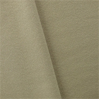 *2 YD PC--Taupe/Ivory JR Scott Wool Crepe Home Decorating Fabric