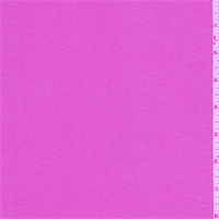 *6 YD PC--Carnation Pink Bamboo Jersey Knit