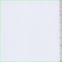 *1 YD PC--White Polyester Crepon