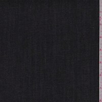 *2 3/4 YD PC--Slate Black Stretch Denim
