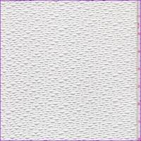 *7 YD PC--White Stretch Bubble Mesh Lace