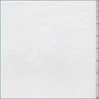 White Jersey Knit