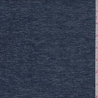 Ink Blue/Heather Grey French Terry Knit