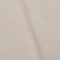 Off White/Beige Doubleweave Textured Chenille Decorating Fabric