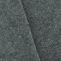 *1 YD PC--Dark Gray Wool Blend Jersey Sweater Knit