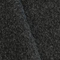 *2 3/4 YD PC--Thunder Storm Gray Textured Wool Blend Jacketing