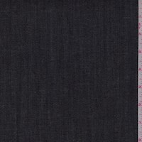 *2 7/8 YD PC--Dark Navy Stretch Denim
