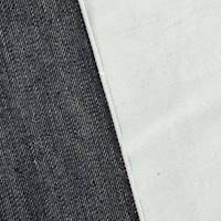 *2 YD PC--Deep Navy Blue Cotton Selvedge Denim