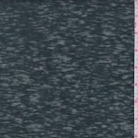 Hunter Green Slubbed Sweater Knit