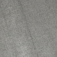 Stone Gray Textured Chenille Home Decorating Fabric