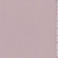 Misty Pink Jersey Knit