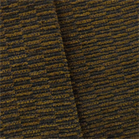 *1 YD PC--Black/Brown Brick Texture Home Decorating Fabric