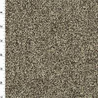 *2 YD PC--Brown/Beige Wool Blend Texture Boucle Jacketing