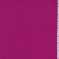 Dark Hot Pink Woven Pique